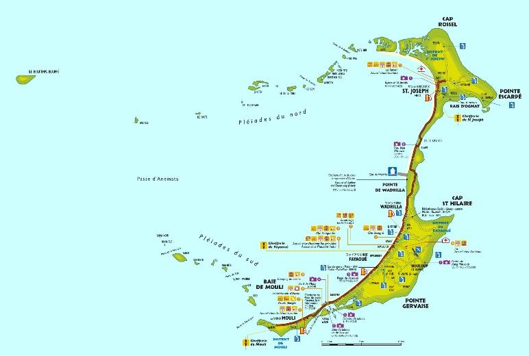 Ouvea 3 Days 2 Nights Noumea Discovery New Caledonia