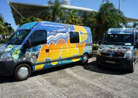 Transport New Caledonia