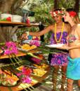 Buffet Lunch Amedee Island