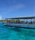 Glass Bottom Boat Amedee Island