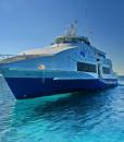 Amedee Island Vessel