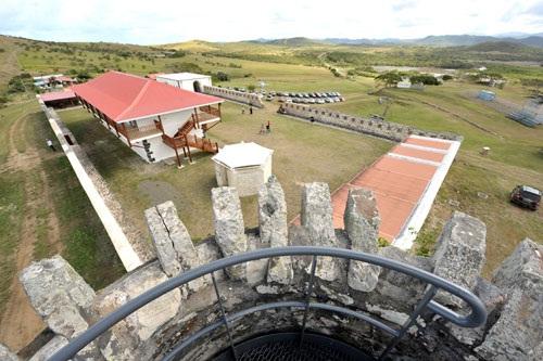Fort Teremba 1