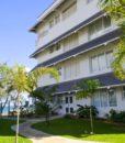 Hotel facade Beaurivage