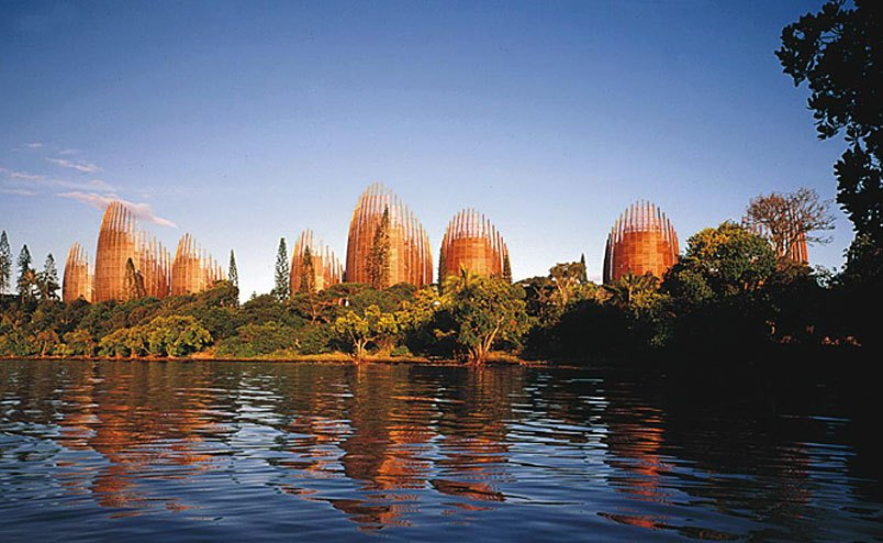 Tjibaou Cultural Center Noumea Discovery New Caledonia